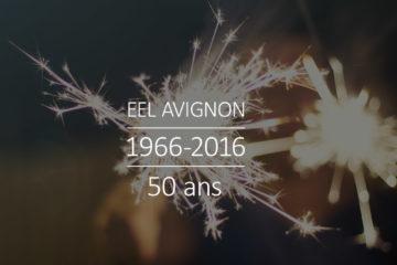 EEL Avignon 1966-2016 50 ans