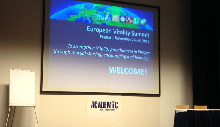 European Vitality Summit - Welcome